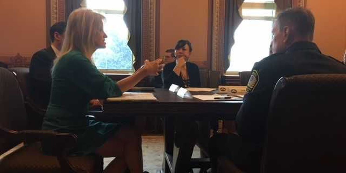 LaGrange police chief visits the White House for Opioid Summit