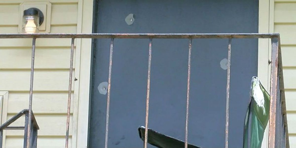 Columbus family terrified after shots fired at back door