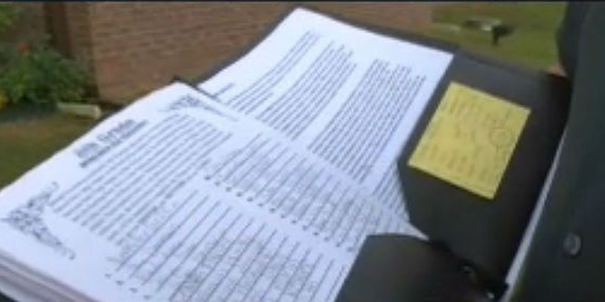 Beulah High students bring petition before Lee Co. School Board
