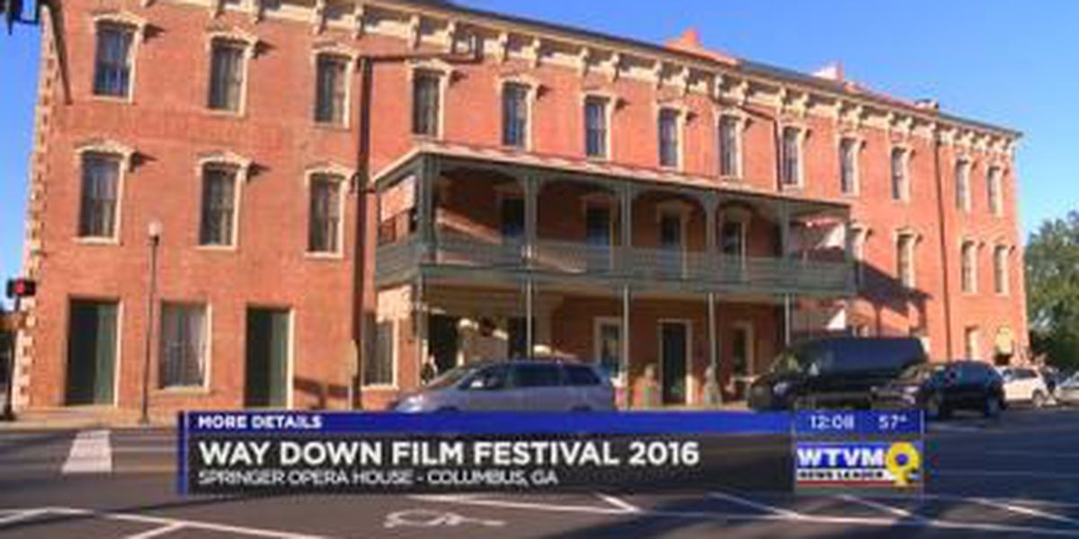 Inaugural Way Down Film Festival shines spotlight on Columbus