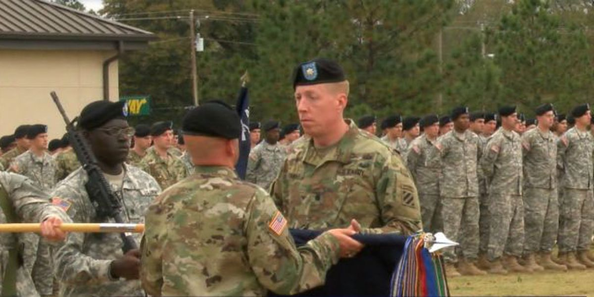 Ceremony held at Ft. Benning for task force activation