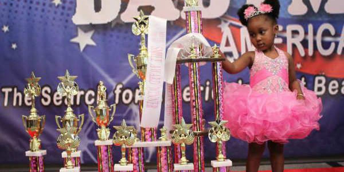 SLIDESHOW: Columbus girl wins big in pageant