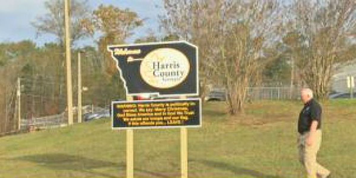Harris County's politically incorrect sign pays dividends