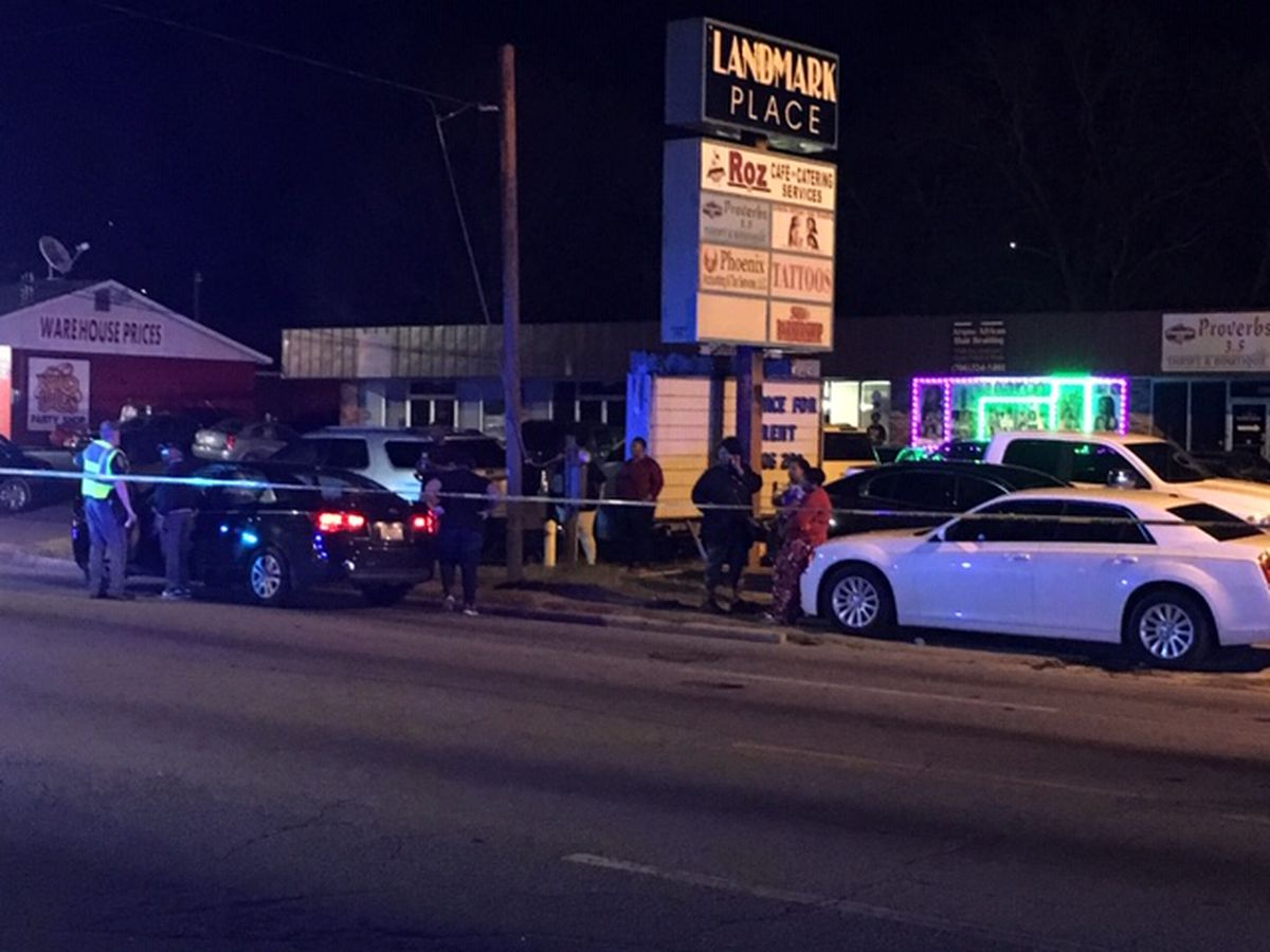 Pedestrian hit by vehicle on Buena Vista Road in Columbus