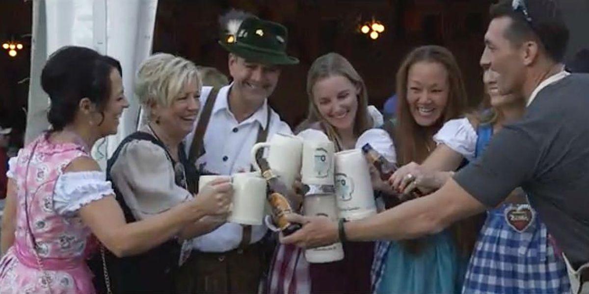 Oktoberfest kicks off at Fort Benning's Uchee Creek