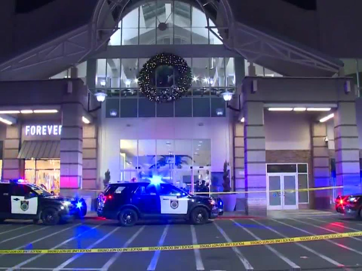 1 dead, 1 injured in Sacramento Black Friday mall shooting