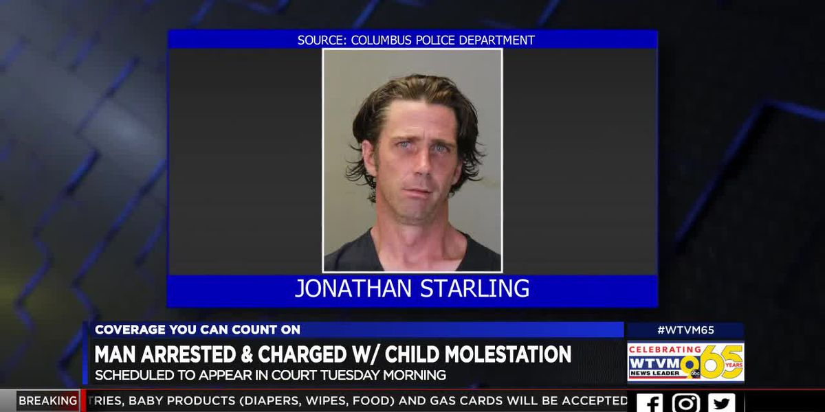 Columbus man arrested for child molestation