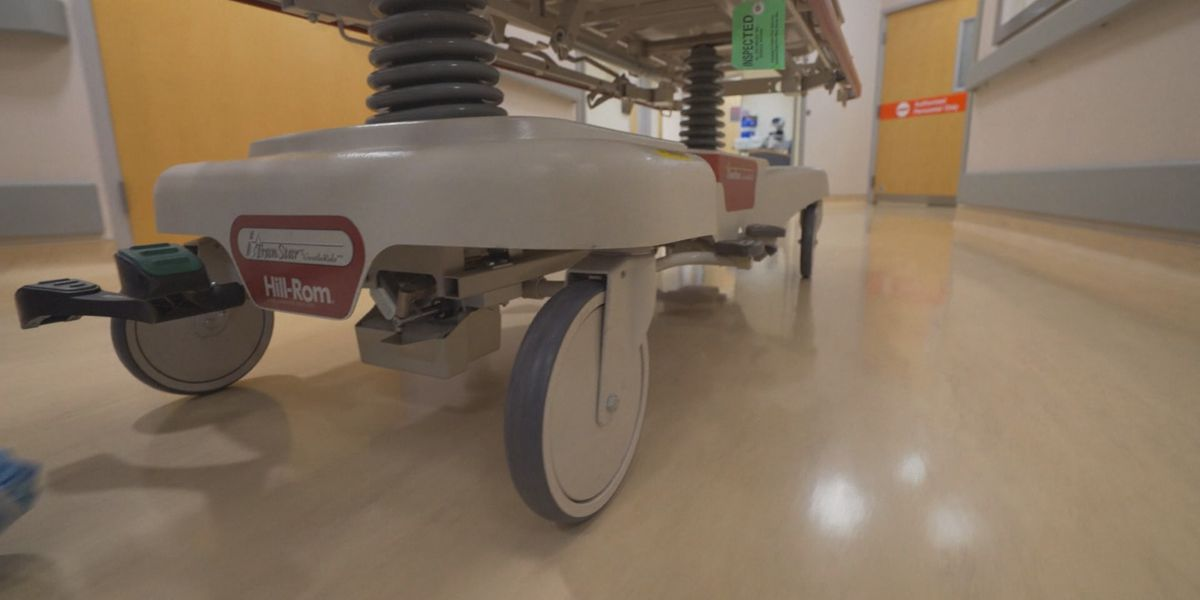Alabama hospitals strained under surge of COVID-19 cases, AHA says