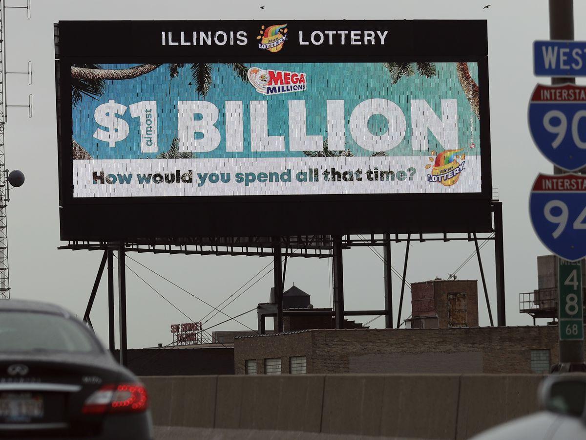 Mega Millions jackpot grows to $1.6 billion after nobody won Friday's drawing