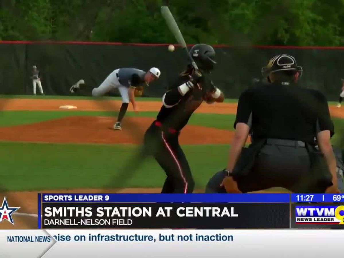 Central tops Smiths Station in series opener