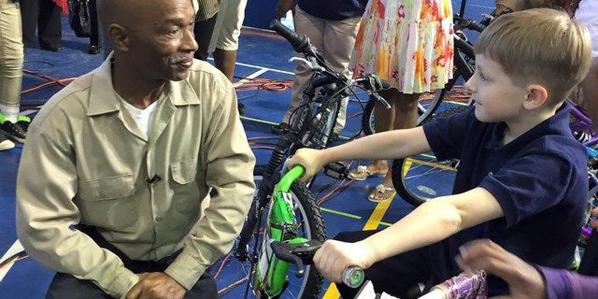 TX donors need transport for Columbus bike giveaway donation