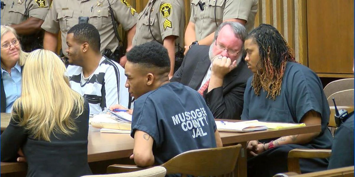 Men found guilty in Double Churches murder trial sentenced