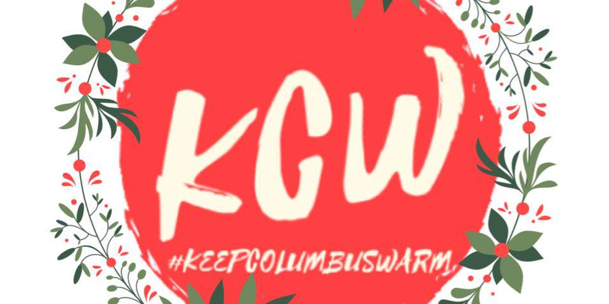 Keep Columbus Warm's 3rd annual clothing drive underway