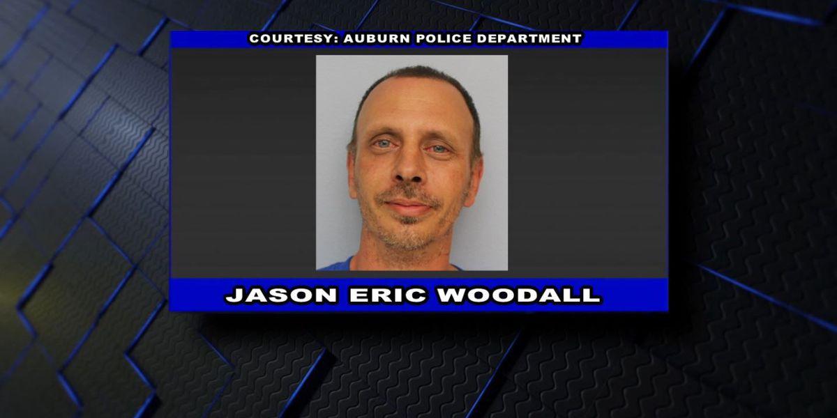 Auburn burglary suspect arrested