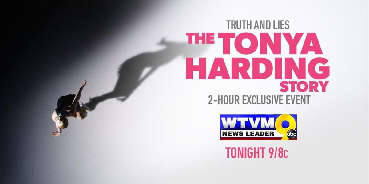 Truth and Lies: The Tonya Harding Story airs tonight On News Leader 9