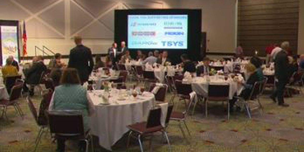 Greater Columbus Georgia Chamber of Commerce hosts State of the Economy luncheon