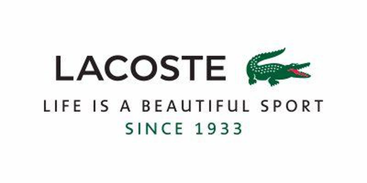 334cc80634b2 Lacoste replaces crocodile logo with endangered species