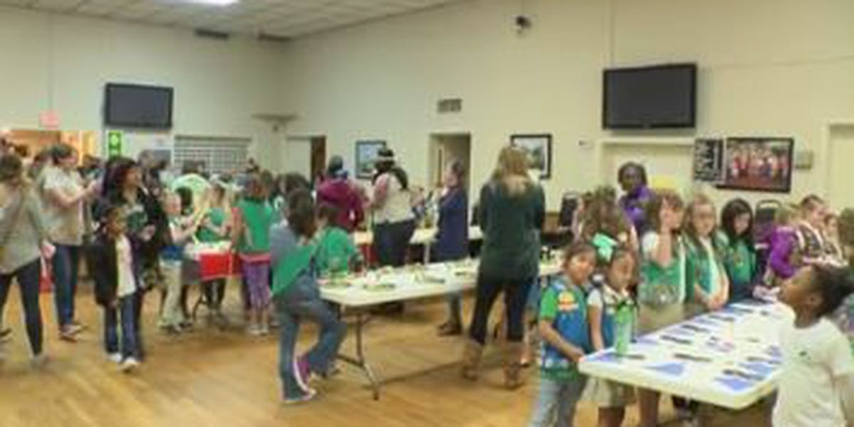 Girl Scouts of Historic Georgia kicks off cookie season with rallies across the state