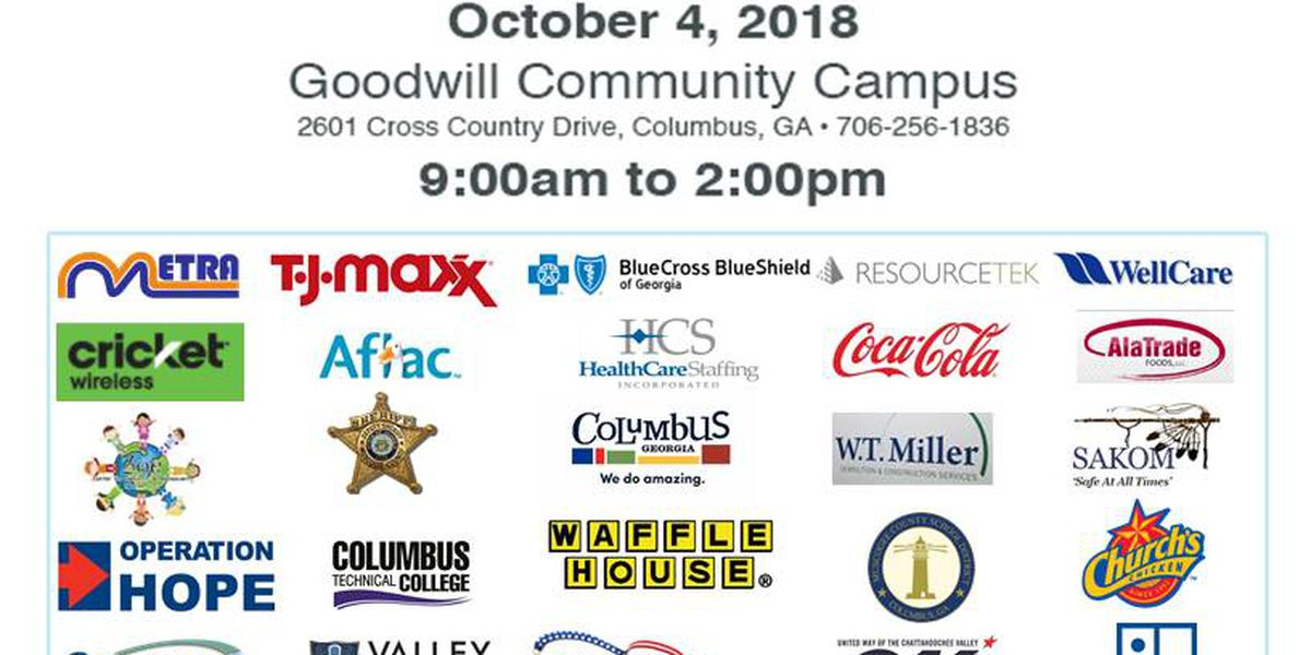 Goodwill to host career and resource fair with 50 top employers