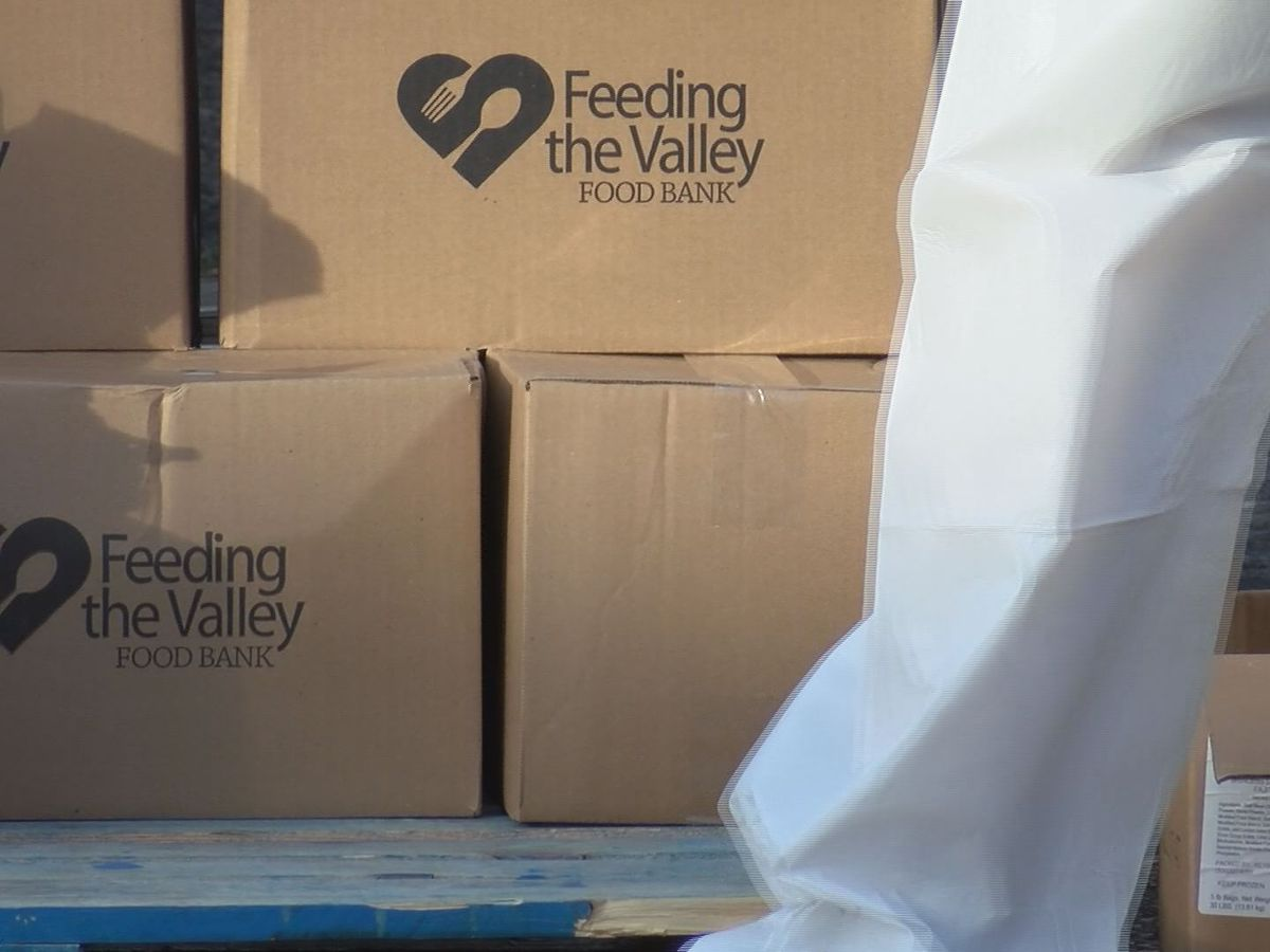 Feeding the Valley Food Bank temporarily closes after COVID-19 exposure