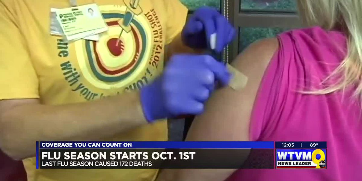 CDC urging people to get flu vaccinations ahead of the season