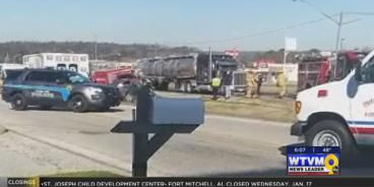 Man dies following accident on Hwy. 280 in Phenix City