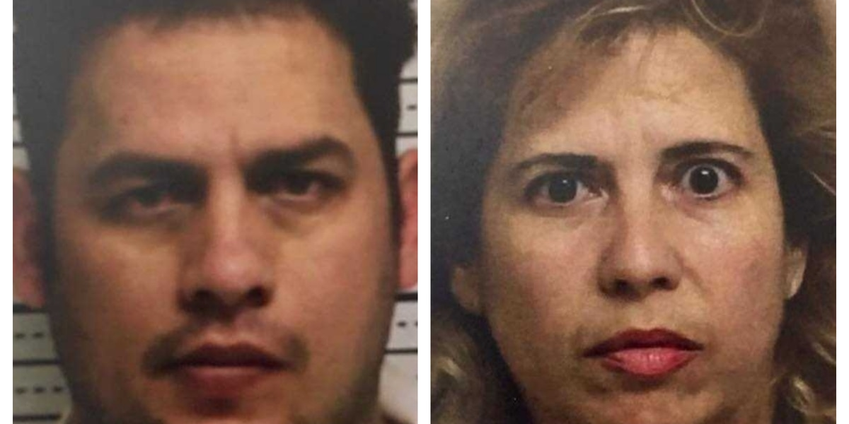 2 suspects arrested in Eufaula for trafficking in stolen identities and drug possession