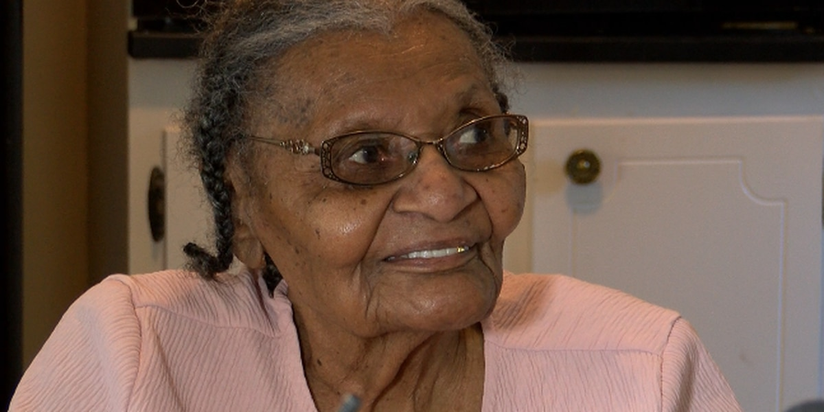 After three weeks in the hospital, 97-year-old Rosa Lee Tyson beats COVID-19