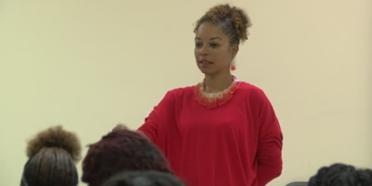Columbus Chapter of Delta Sigma Theta brings awareness to local youth about sex trafficking in GA