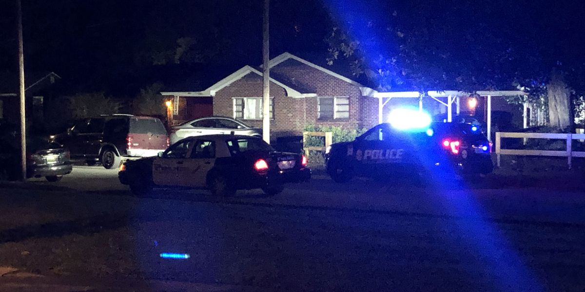 1 in custody after shooting Friday night in Montgomery