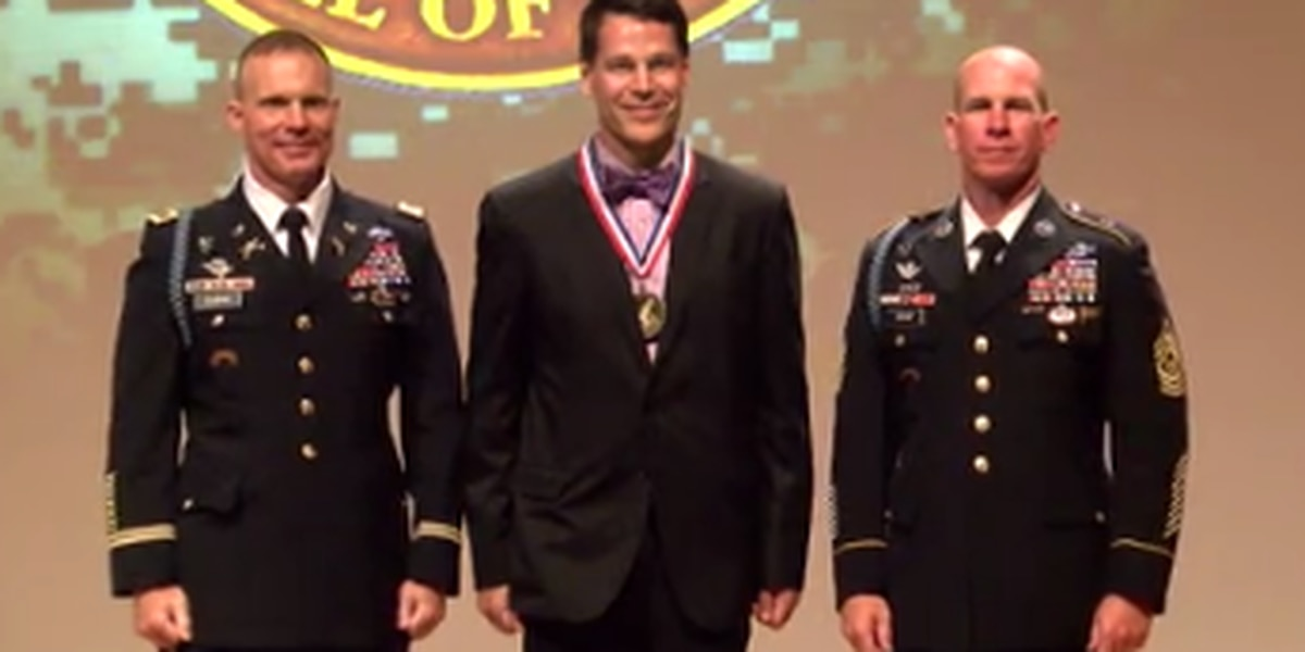 MILITARY MATTERS: Army Ranger transitions from Black Hawk Down to the ministry