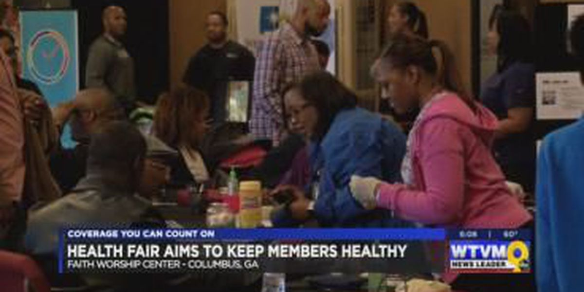 Local ministry connects community with health providers