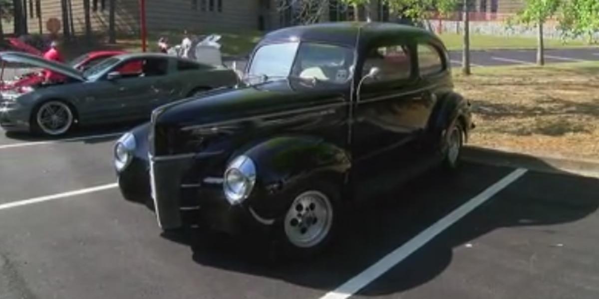 Central High School holds annual car show fundraiser