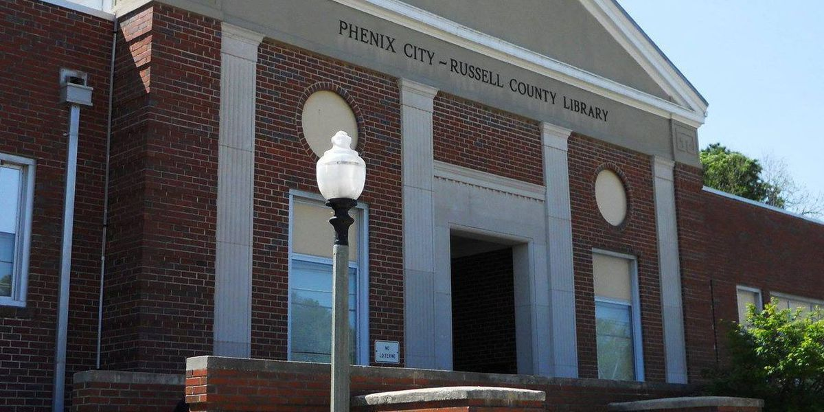 Phenix City Library and Regional Rehab Hospital host brunch and learn to promote eye health