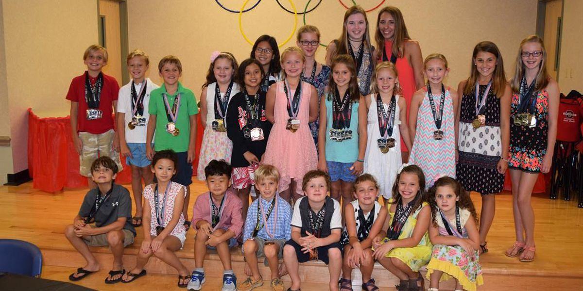 Opelika swim team brings home 47 medals from state swim meet