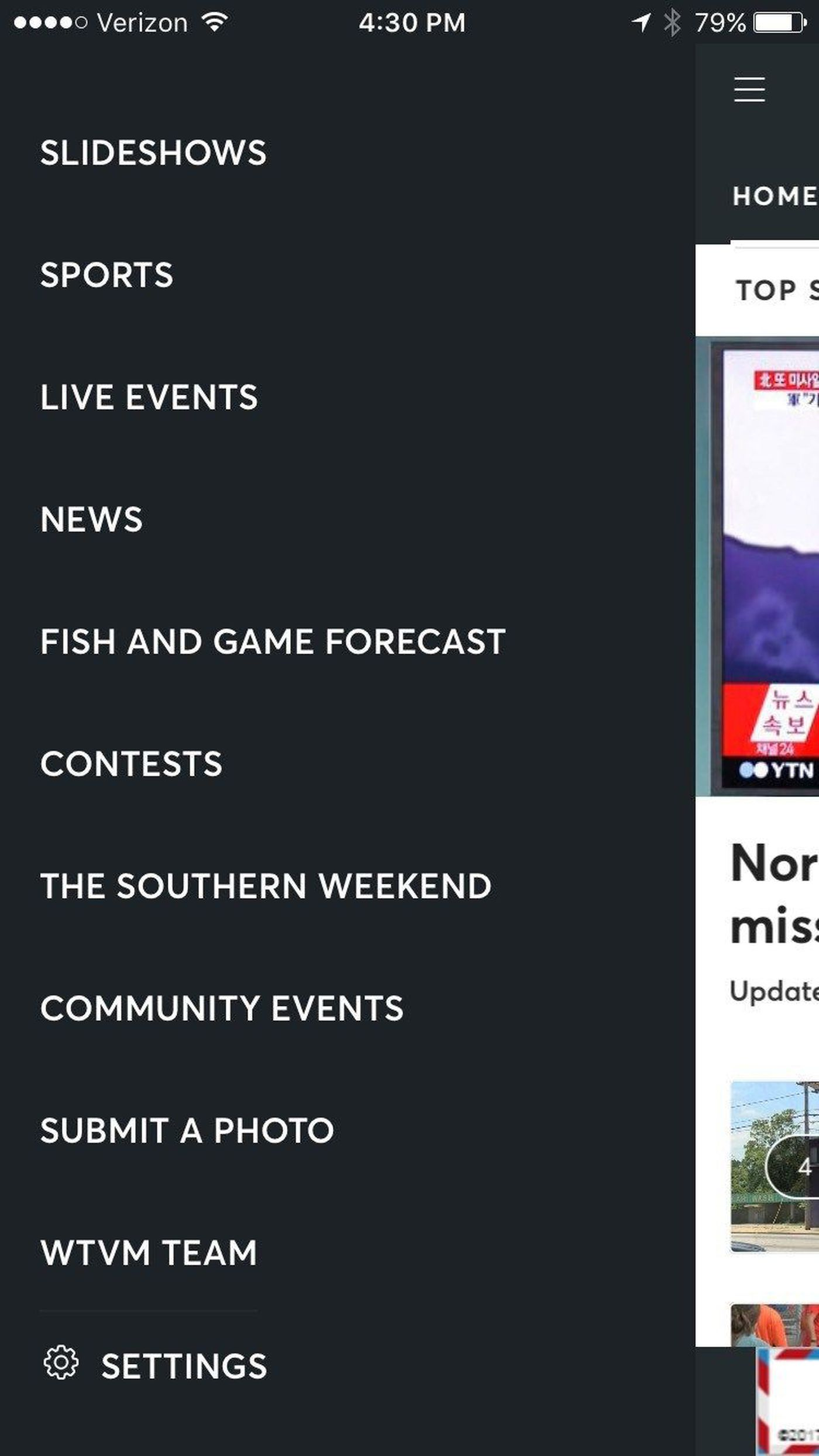 Download the free WTVM News & Weather app for iPhone, Android