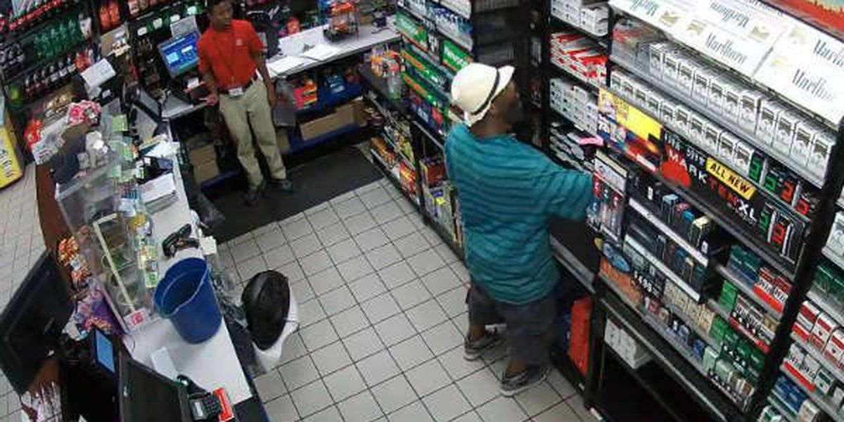 SLIDESHOW: CPD searching for Sept. 6 Circle K robbery suspect