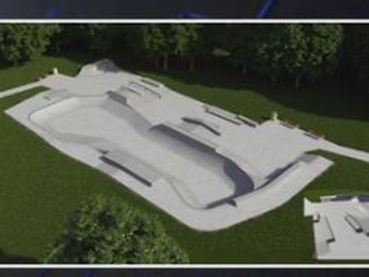 Construction underway for new Auburn-Opelika skate park