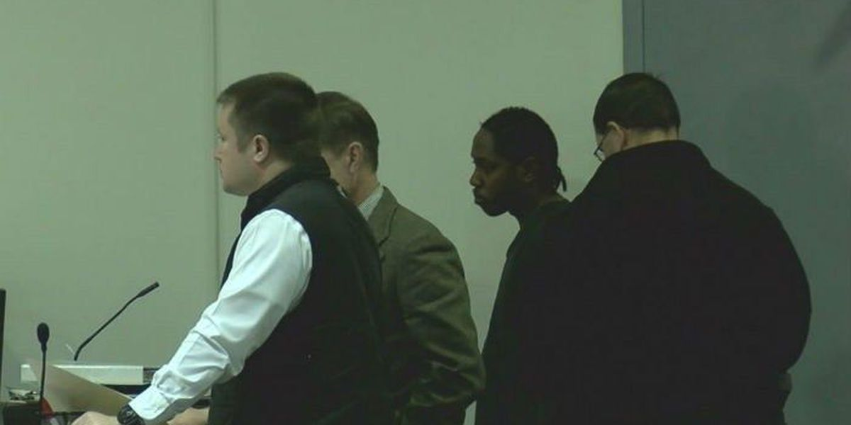 Columbus man accused of killing son pleads not guilty in court