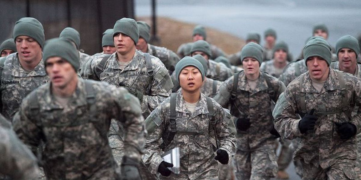More female soldiers qualify to attend the Ranger course