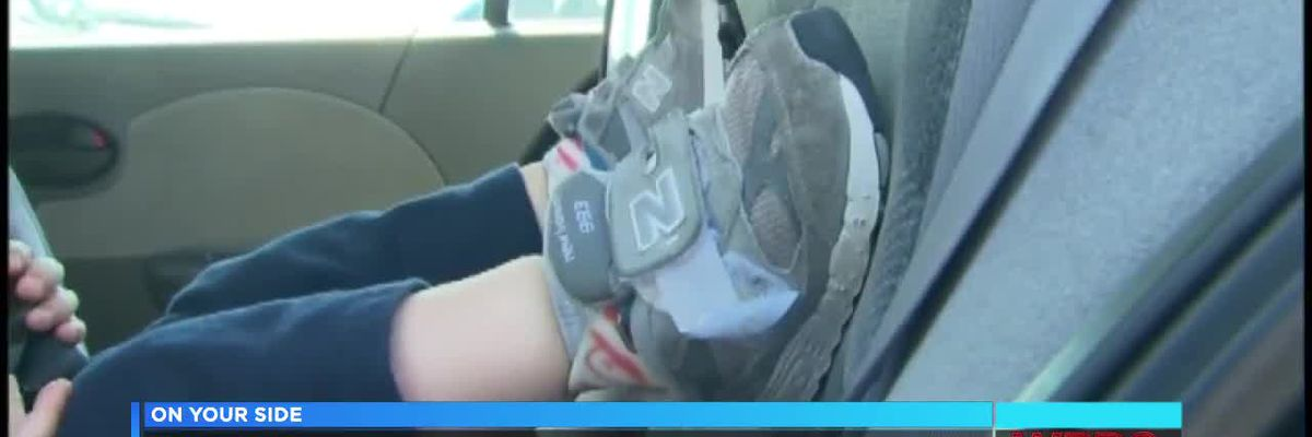New law about rescuing kid from hot car
