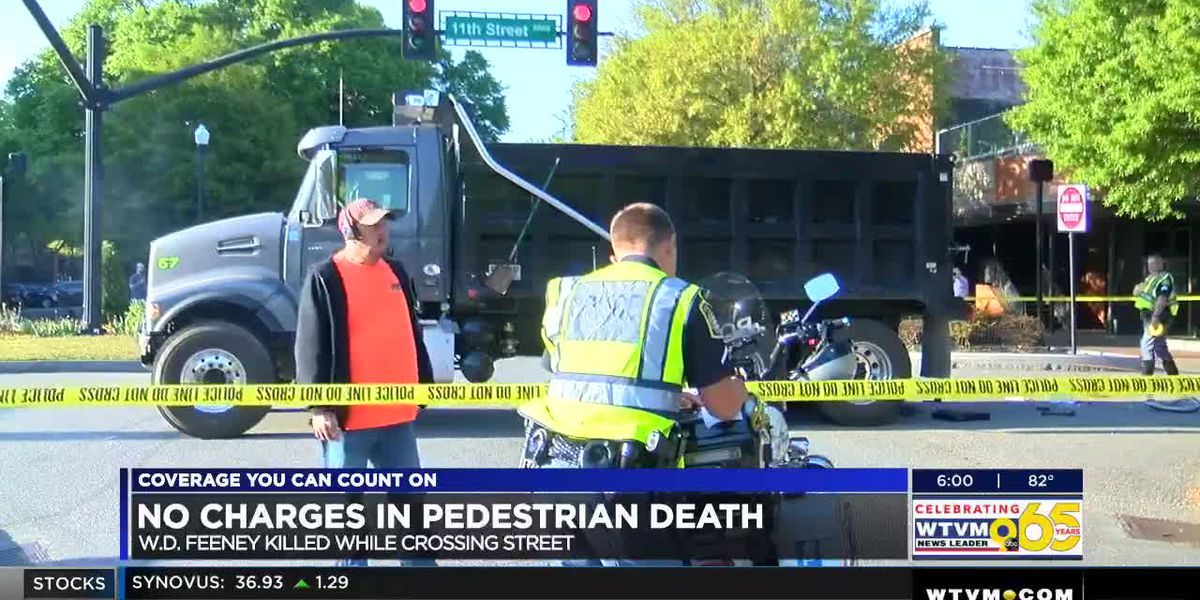 Columbus police not pressing charges against dump truck driver in tragic Broadway accident