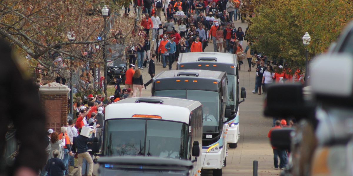 City of Auburn gears up for 82nd Iron Bowl