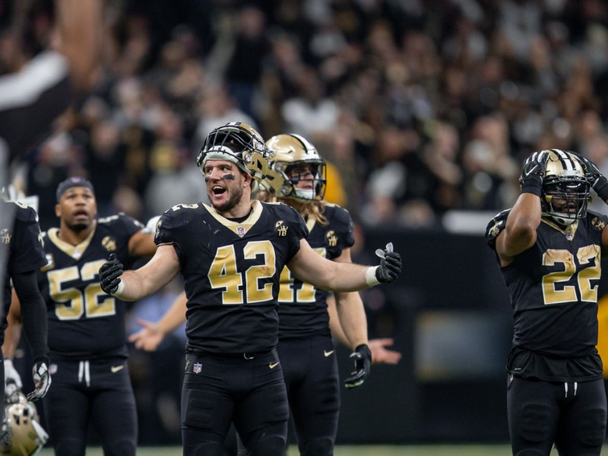 Kicked Out: Rams end Saints playoff, win with overtime field goal