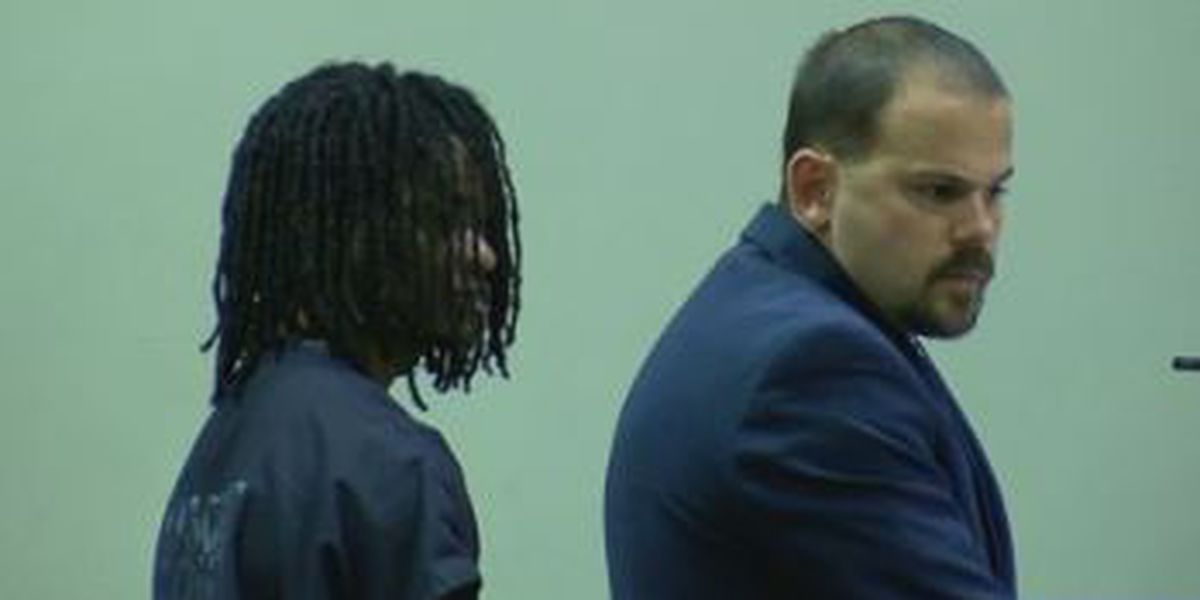 Suspect charged in shooting death at Wilson Homes in Columbus pleads not guilty