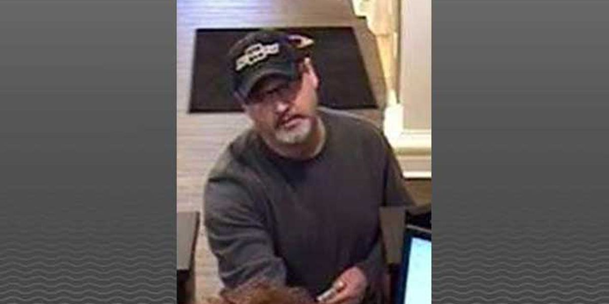 """FBI searches for """"Traveling Bandit"""" bank robber"""