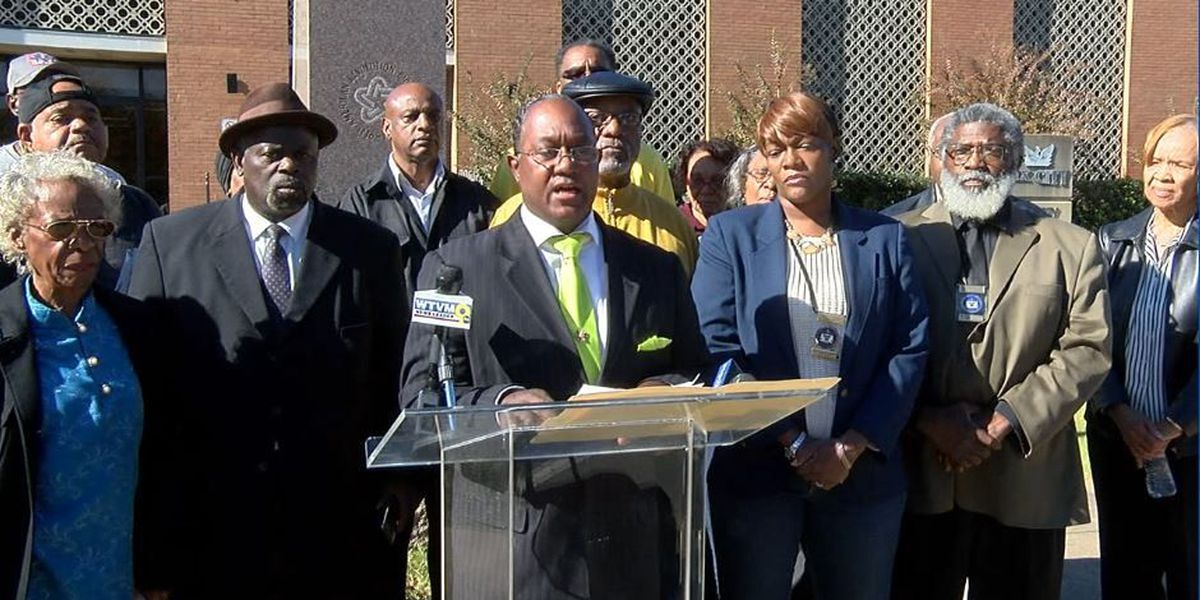 NAACP calling Phenix City officials to look into voter fraud allegations