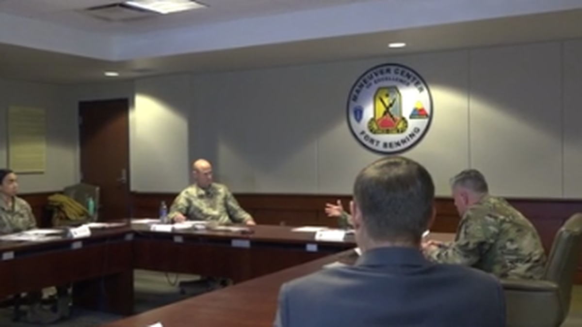 MILITARY MATTERS: Soldiers pitch innovative ideas to better streamline administrative process at Ft. Benning