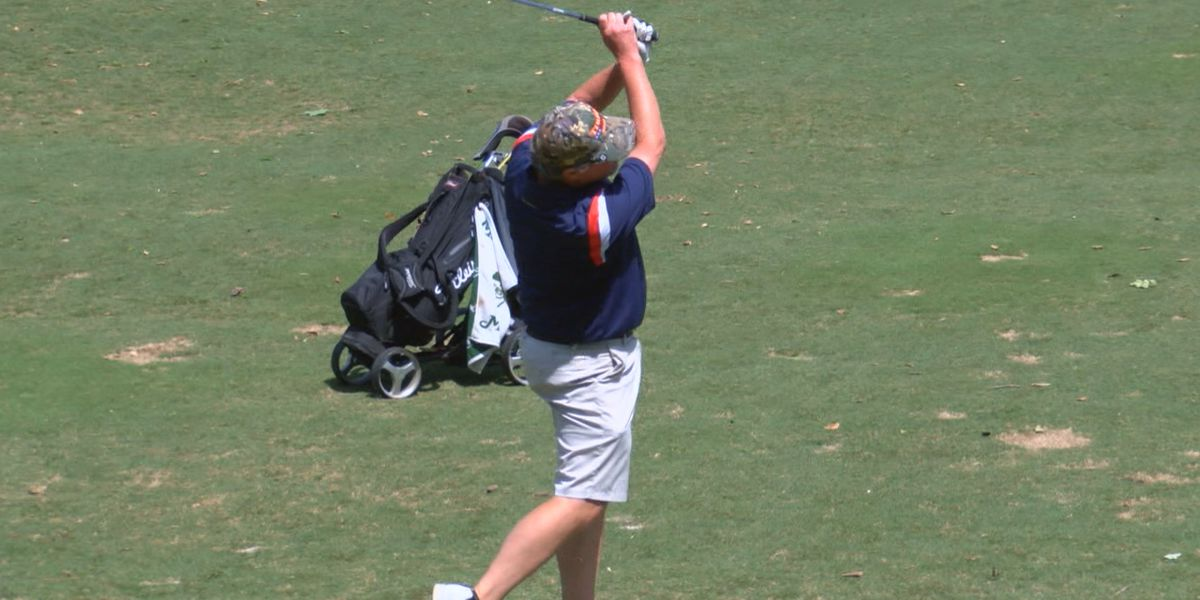 Some golf courses seeing increase in foot traffic