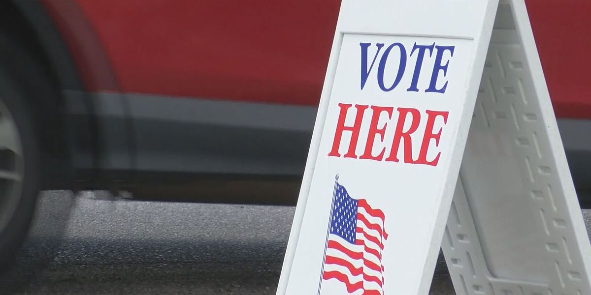 Local community organization encouraging early voting in Columbus